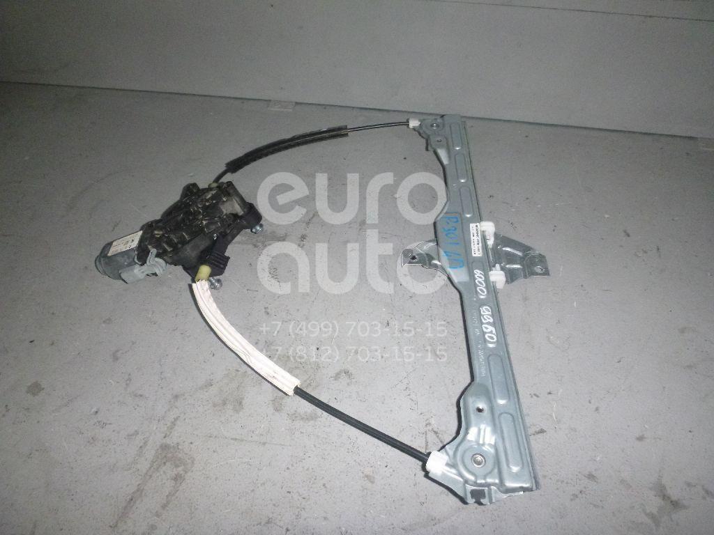Стеклоподъемник электр. передний левый для Peugeot,Citroen 301 2013>;C-Elysee 2012> - Фото №1