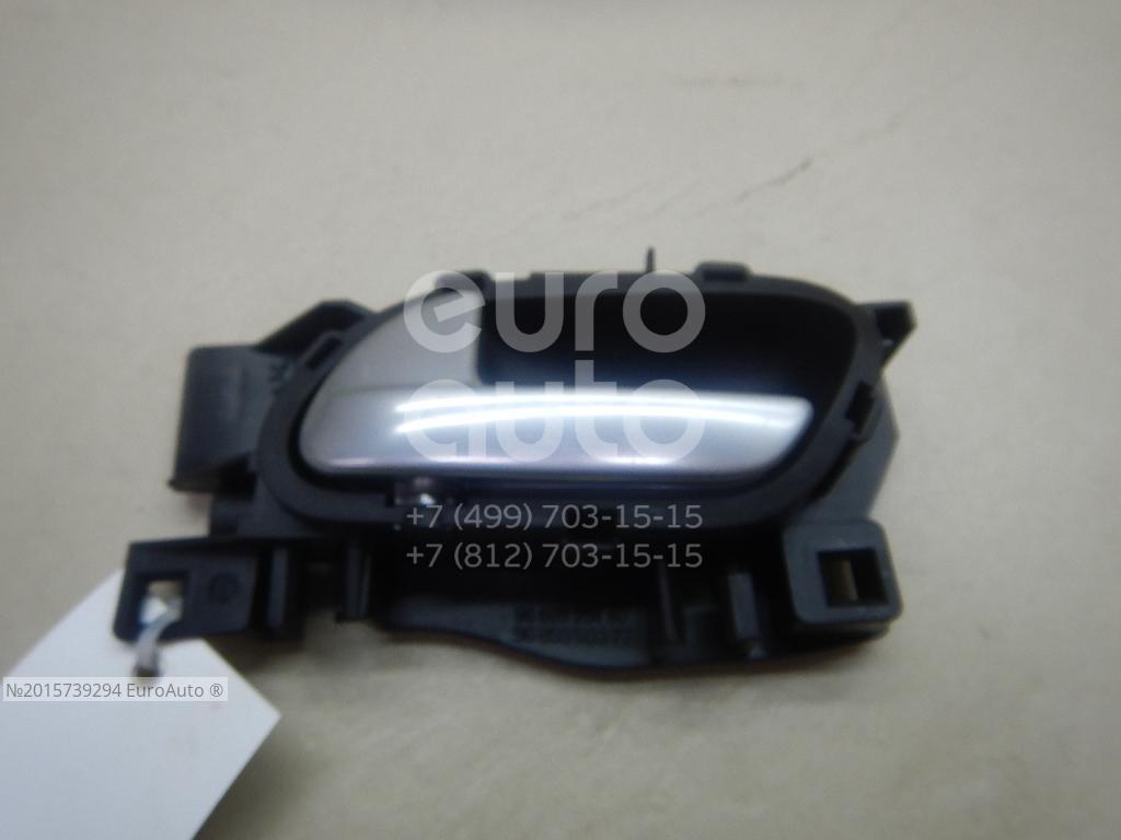 Ручка двери внутренняя левая для Peugeot 301 2013>;C5 2008>;C4 II 2011>;508 2010>;208 2012>;C-Elysee 2012>;2008 2013> - Фото №1