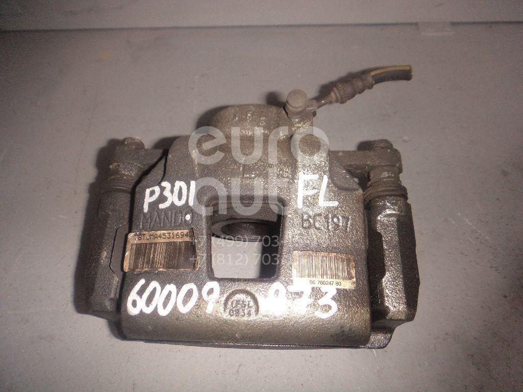 Суппорт передний левый для Peugeot,Citroen 301 2013>;C-Elysee 2012> - Фото №1