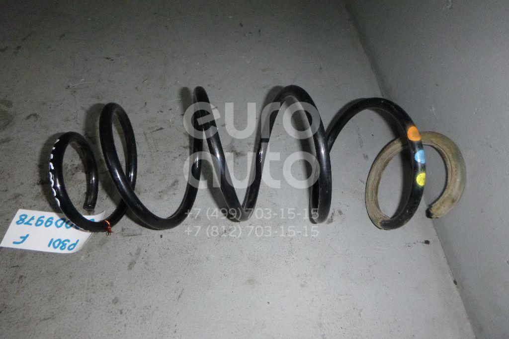 Пружина передняя для Citroen 301 2013>;C-Elysee 2012> - Фото №1