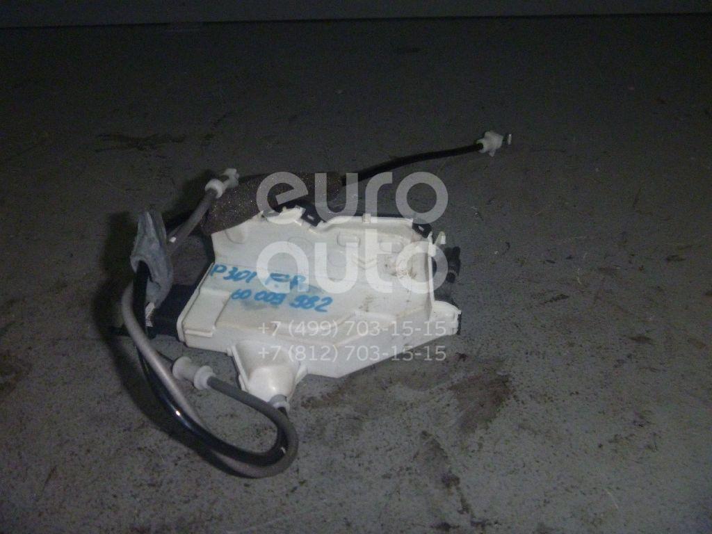 Замок двери передней правой для Peugeot,Citroen 301 2013>;C-Elysee 2012> - Фото №1