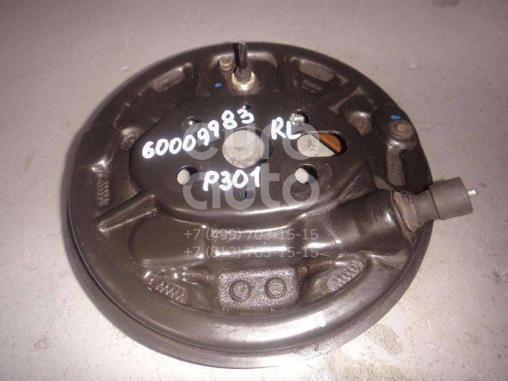 Щит опорный задний левый для Peugeot,Citroen 301 2013>;208 2012>;C-Elysee 2012> - Фото №1