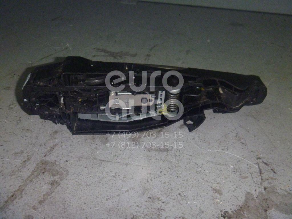 Ручка двери задней наружная левая для Peugeot 301 2013> - Фото №1