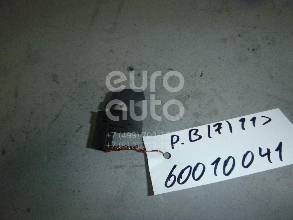 Кнопка стеклоподъемника для Seat Passat [B7] 2011>;Golf V Plus 2005-2014;Passat [B6] 2005-2010;Touareg 2002-2010;Golf V 2003-2009;Touran 2003-2010;Jetta 2006-2011;Ibiza V 2008>;Tiguan 2007-2011;Altea 2004>;Toledo III 2004-2009 - Фото №1
