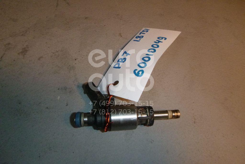 Форсунка инжекторная электрическая для VW Passat [B7] 2011>;Passat [B6] 2005-2010;Golf VI 2009-2012 - Фото №1