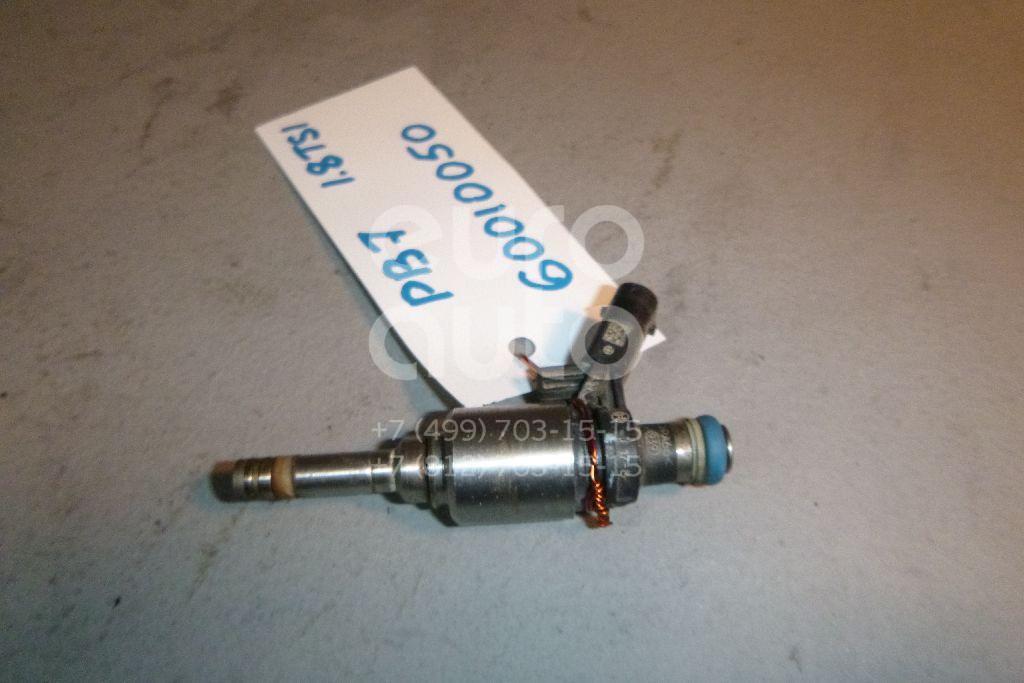 Форсунка инжекторная электрическая для VW Passat [B7] 2011-2015;Passat [B6] 2005-2010;Golf VI 2009-2012 - Фото №1