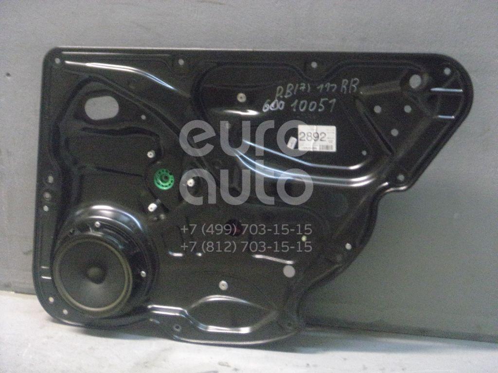 Стеклоподъемник электр. задний правый для VW Passat [B7] 2011> - Фото №1