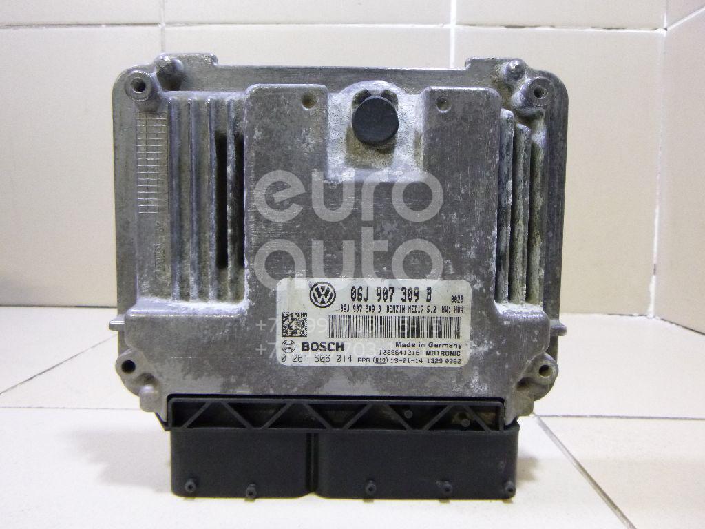 Блок управления двигателем для VW Passat [B7] 2011-2015 - Фото №1