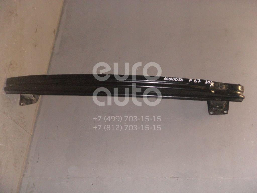 Усилитель заднего бампера для VW Passat [B7] 2011>;Passat CC 2008> - Фото №1