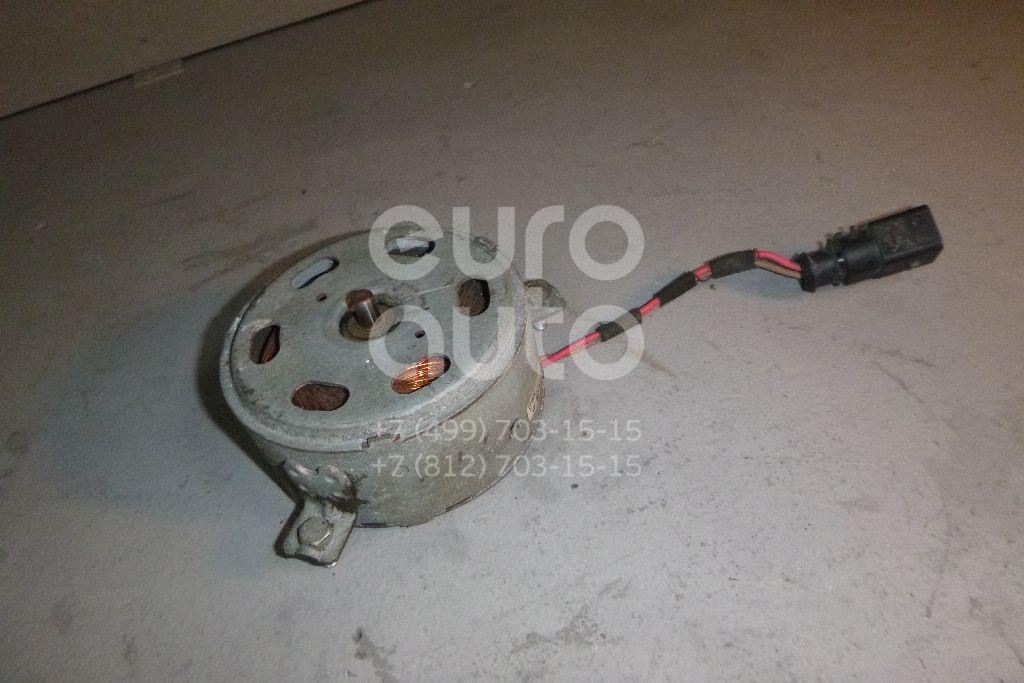 Моторчик вентилятора для VW Passat [B7] 2011-2015 - Фото №1