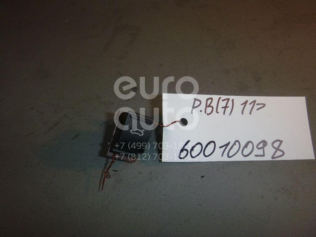 Кнопка открывания багажника для VW Passat [B7] 2011-2015 - Фото №1