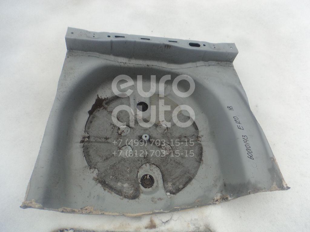 Ниша запасного колеса для Toyota Corolla E12 2001-2006 - Фото №1