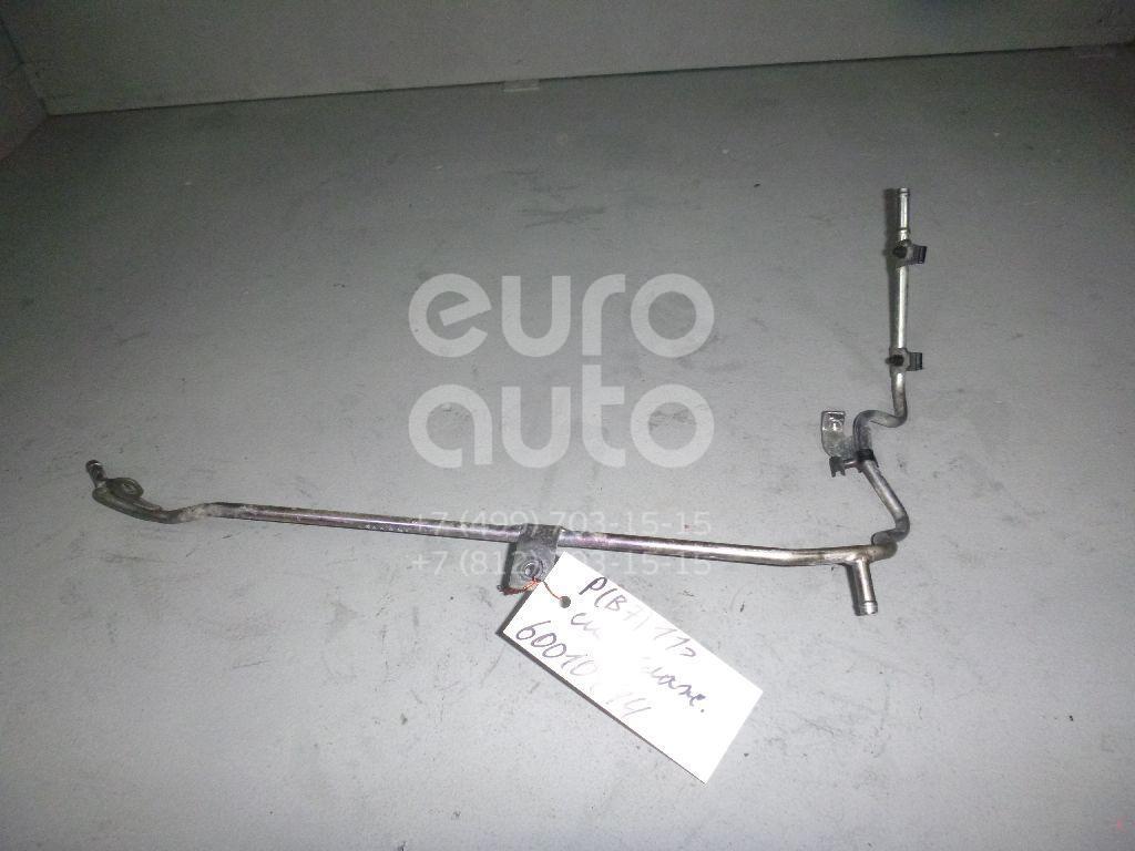 Трубка охлажд. жидкости металлическая для VW,Audi,Skoda,Seat Passat [B7] 2011-2015;Passat [B6] 2005-2010;A3 [8P1] 2003-2013;Tiguan 2007-2011;Octavia (A5 1Z-) 2004-2013;Leon (1P1) 2005-2013;Altea 2004-2015;Superb 2008-2015;TT(8J) 2006-2015;Passat CC 2008> - Фото №1