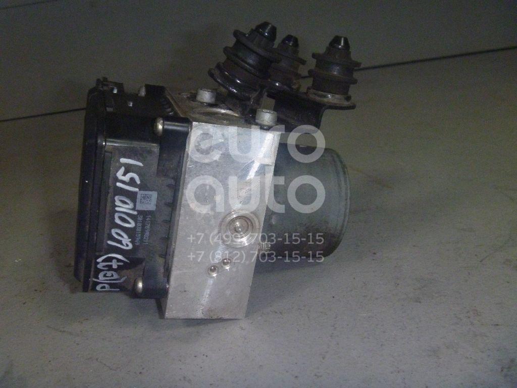 Блок ABS (насос) для VW Passat [B7] 2011-2015;Passat CC 2008> - Фото №1