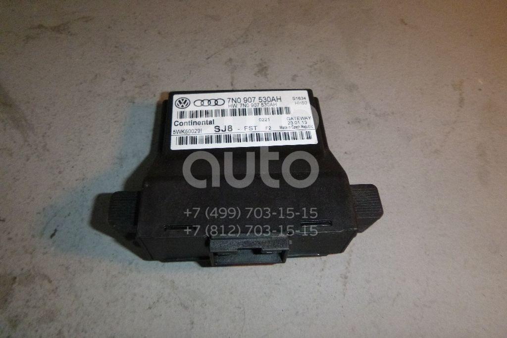 Блок электронный для VW Passat [B7] 2011-2015 - Фото №1