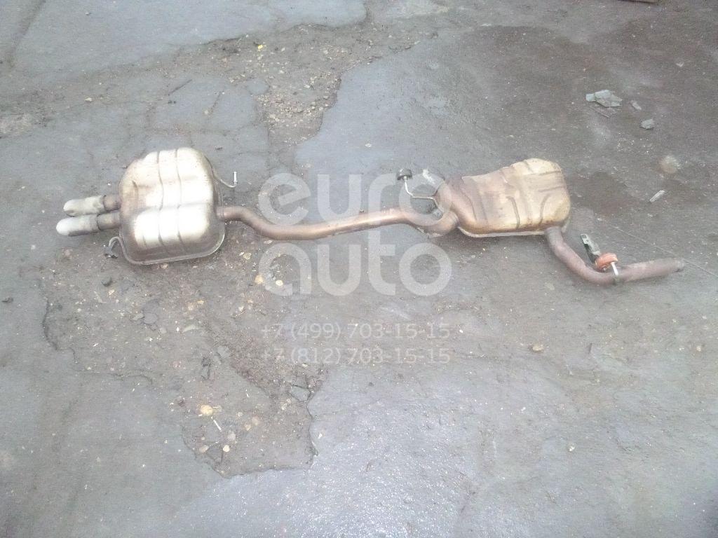 Глушитель основной для VW Passat [B7] 2011-2015 - Фото №1
