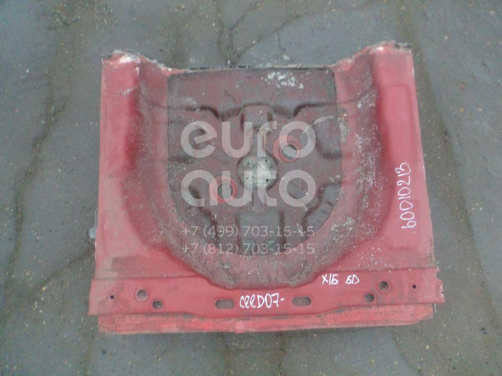 Ниша запасного колеса для Kia Ceed 2007- 2012 - Фото №1