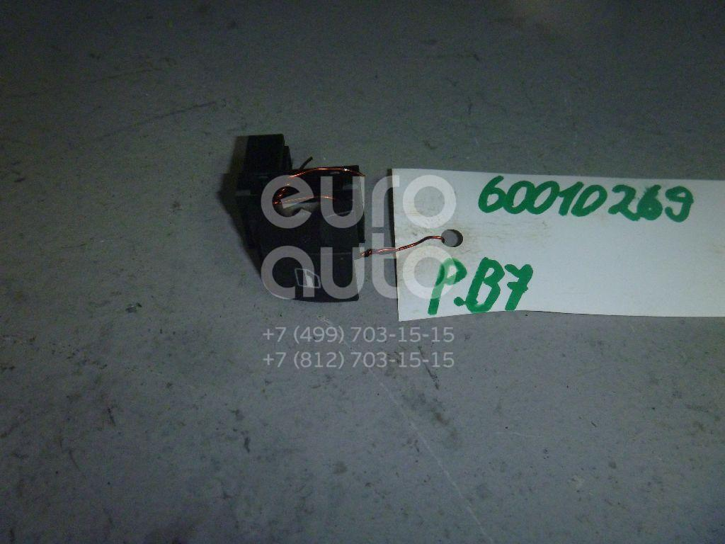 Кнопка стеклоподъемника для VW,Seat Passat [B7] 2011-2015;Golf V Plus 2005-2014;Passat [B6] 2005-2010;Touareg 2002-2010;Golf V 2003-2009;Touran 2003-2010;Jetta 2006-2011;Ibiza V 2008>;Tiguan 2007-2011;Altea 2004-2015;Toledo III 2004-2009 - Фото №1