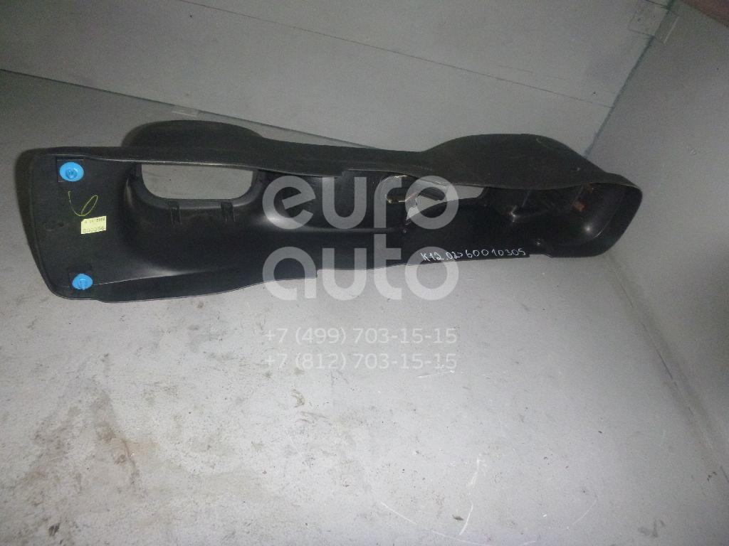 Консоль для Nissan Micra (K12E) 2002-2010 - Фото №1