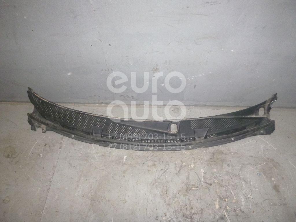 Решетка стеклооч. (планка под лобовое стекло) для Nissan Micra (K12E) 2002> - Фото №1