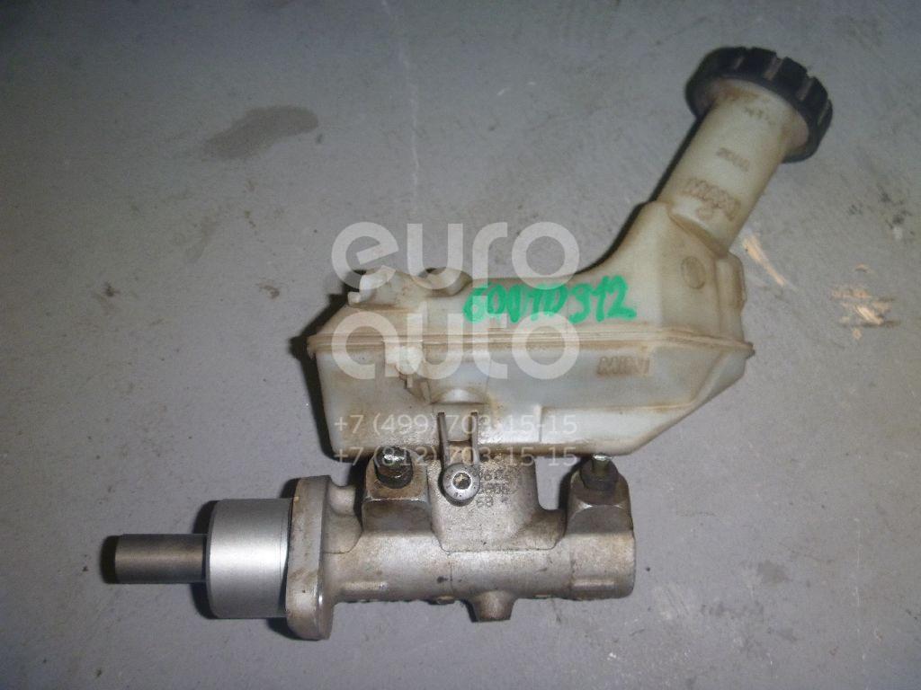 Цилиндр тормозной главный для Nissan Micra (K12E) 2002-2010;Note (E11) 2006-2013 - Фото №1