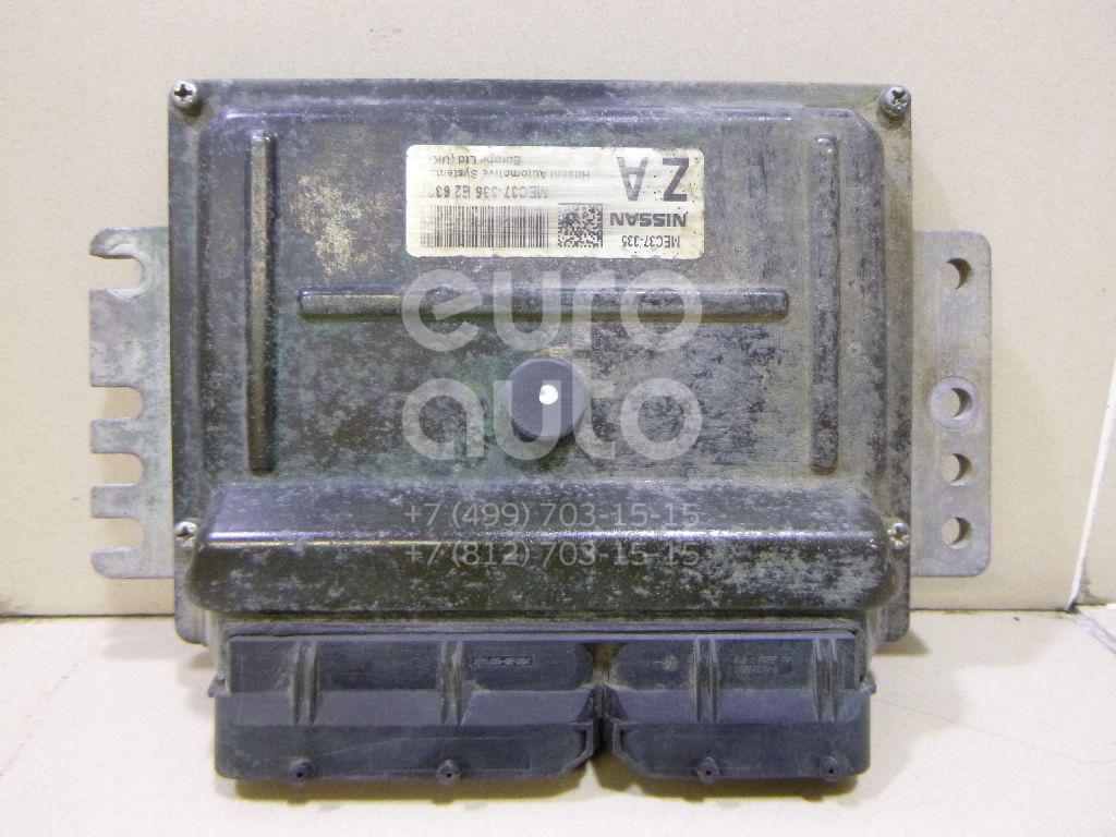 Блок управления двигателем для Nissan Micra (K12E) 2002> - Фото №1