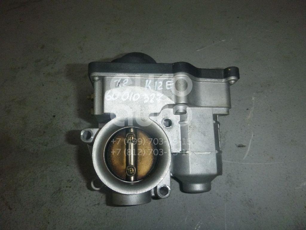 Заслонка дроссельная электрическая для Nissan Micra (K12E) 2002-2010;Note (E11) 2006-2013 - Фото №1