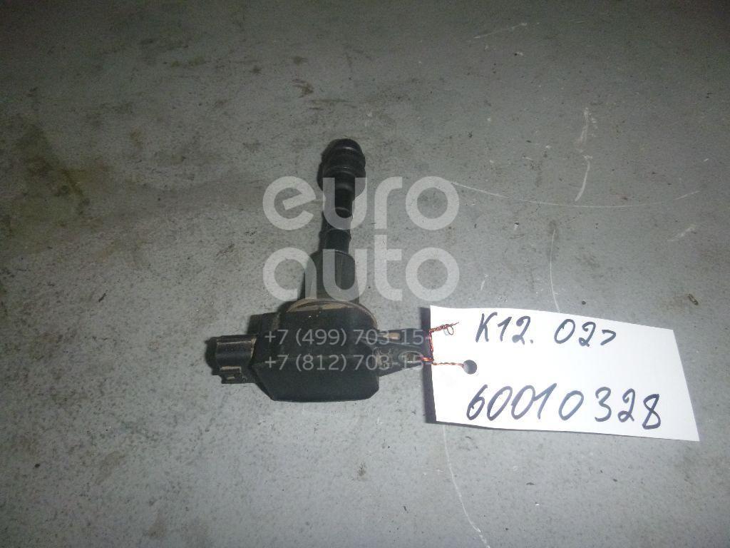 Катушка зажигания для Nissan Micra (K12E) 2002-2010;Note (E11) 2006-2013;X-Trail (T30) 2001-2006 - Фото №1