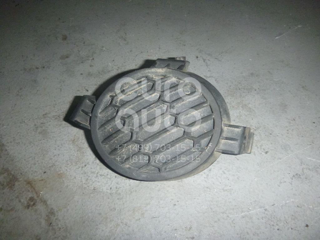Заглушка бампера левая для Nissan Micra (K12E) 2002> - Фото №1