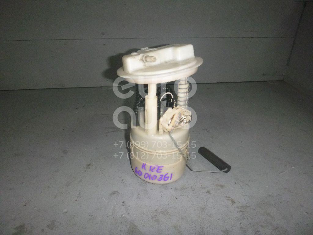 Насос топливный электрический для Nissan,Renault Micra (K12E) 2002-2010;Note (E11) 2006-2013;Clio/Symbol 1998-2008 - Фото №1