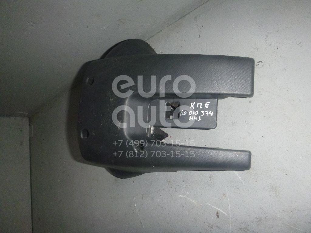 Кожух рулевой колонки нижний для Nissan Micra (K12E) 2002-2010 - Фото №1