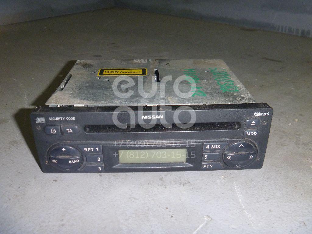 Магнитола для Nissan Micra (K12E) 2002>;Micra (K11E) 1992-2002;Note (E11) 2006-2013 - Фото №1