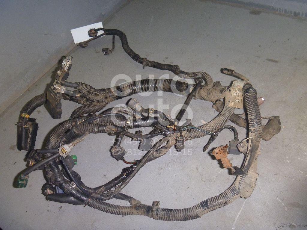 Проводка (коса) для Nissan Micra (K12E) 2002-2010 - Фото №1