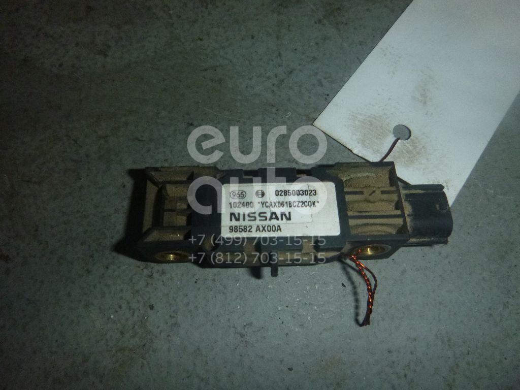Датчик AIR BAG для Nissan Micra (K12E) 2002>;Note (E11) 2006-2013 - Фото №1