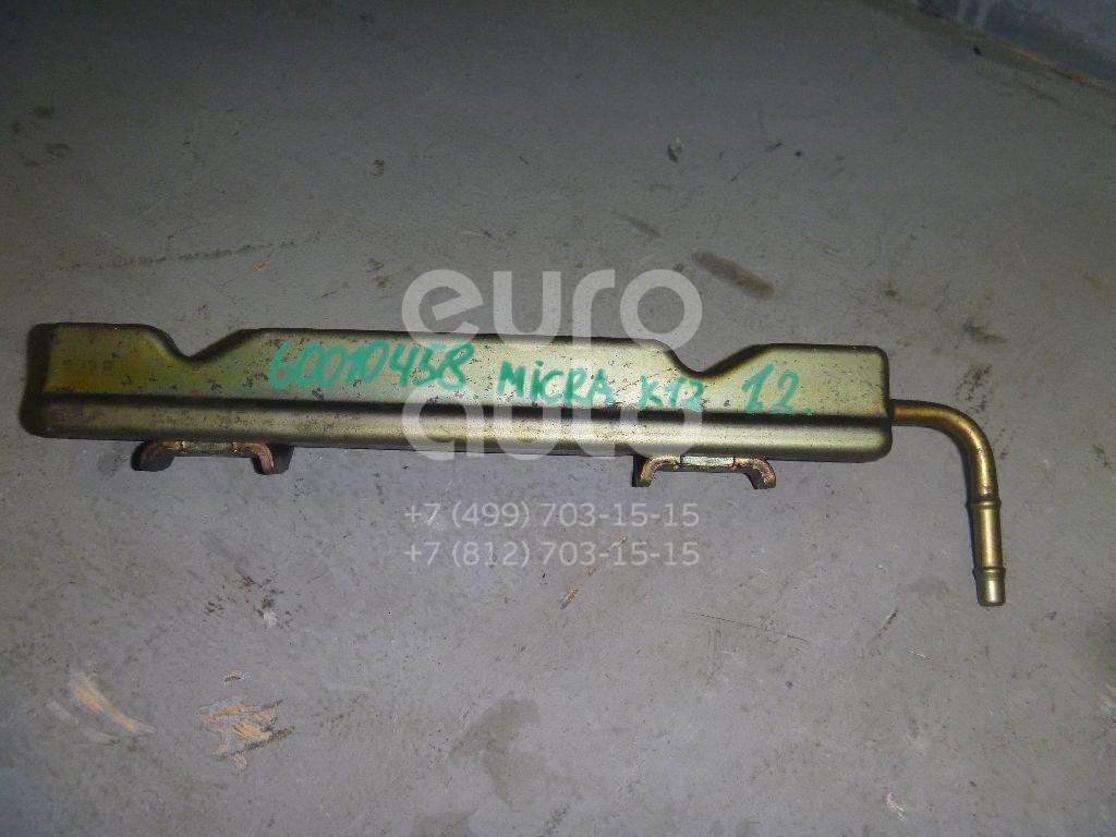 Рейка топливная (рампа) для Nissan Micra (K12E) 2002-2010 - Фото №1