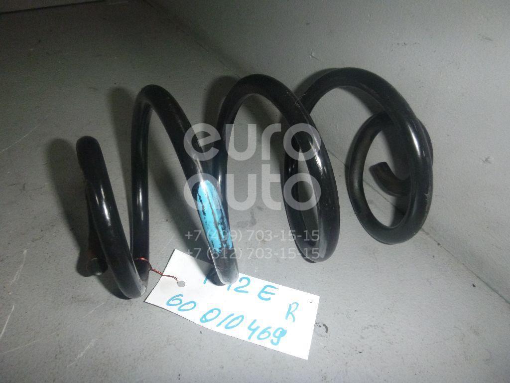 Пружина задняя для Nissan Micra (K12E) 2002-2010 - Фото №1