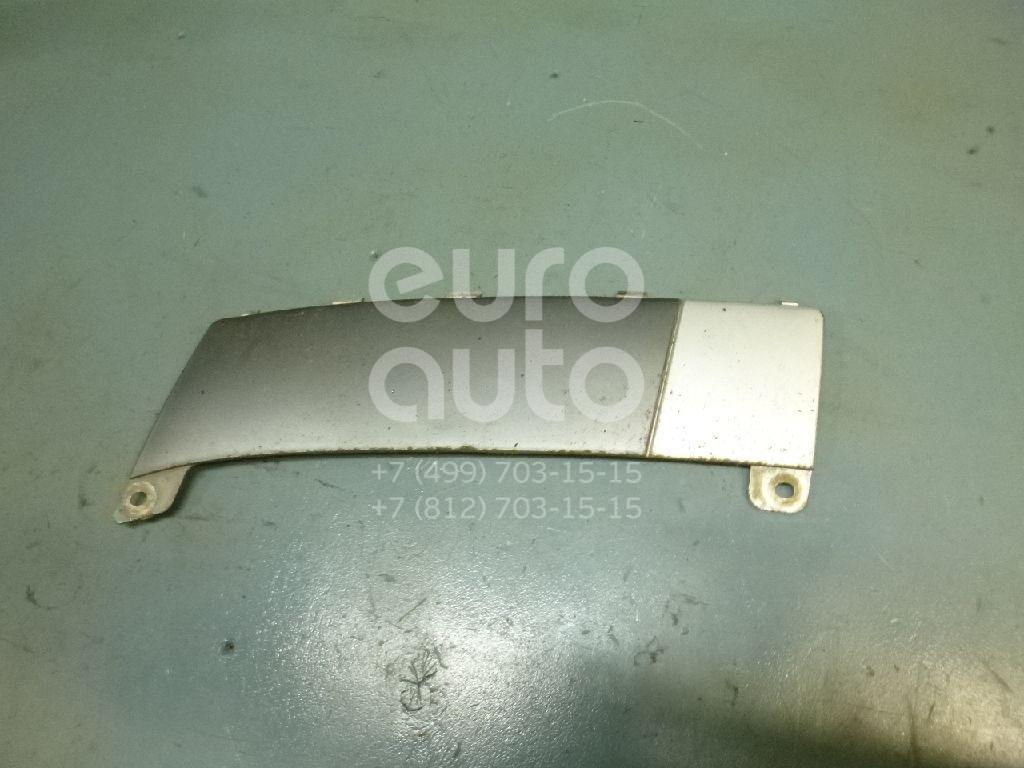 Купить Накладка заднего бампера Mitsubishi Outlander (CU) 2001-2008; (MN126238)