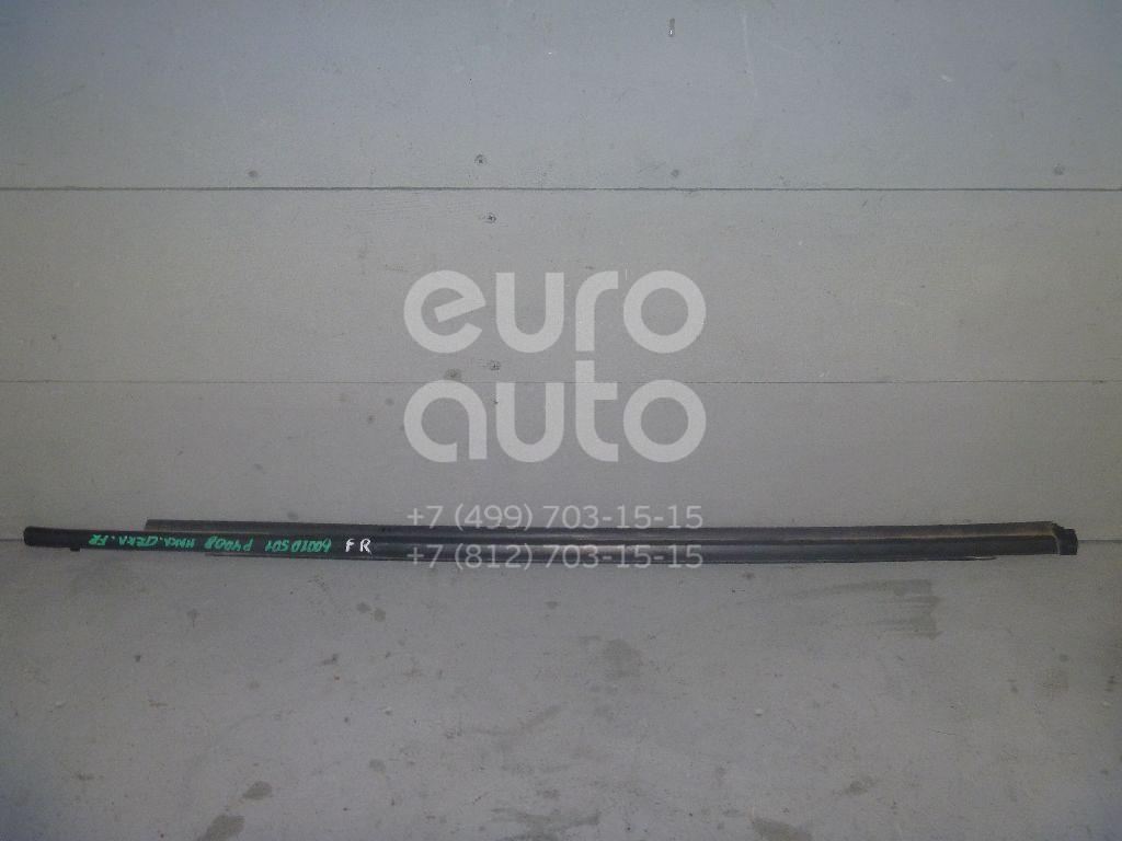 Накладка стекла переднего правого для Peugeot,Citroen 4008 2012>;C4 Aircross 2012> - Фото №1