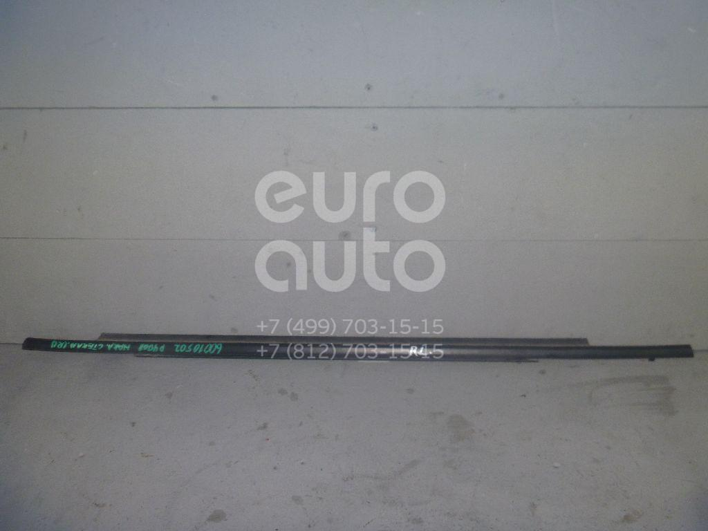 Накладка стекла заднего левого для Peugeot,Citroen 4008 2012>;C4 Aircross 2012> - Фото №1