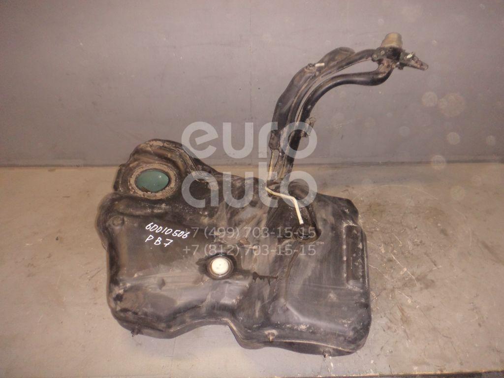 Бак топливный для VW Passat [B7] 2011-2015;Passat [B6] 2005-2010;Passat CC 2008> - Фото №1