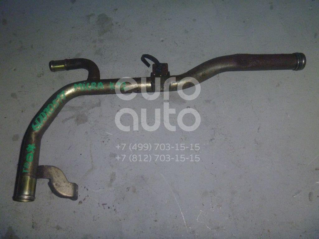 Трубка охлажд. жидкости металлическая для Nissan Micra (K12E) 2002-2010 - Фото №1