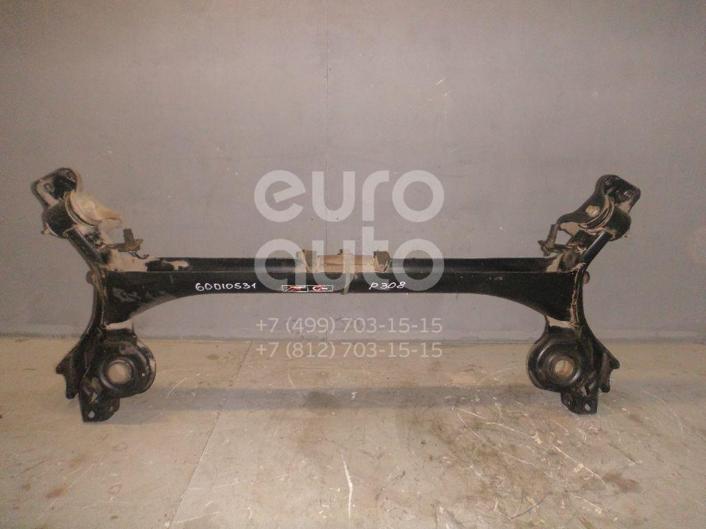 Балка задняя для Peugeot 308 2007-2015 - Фото №1