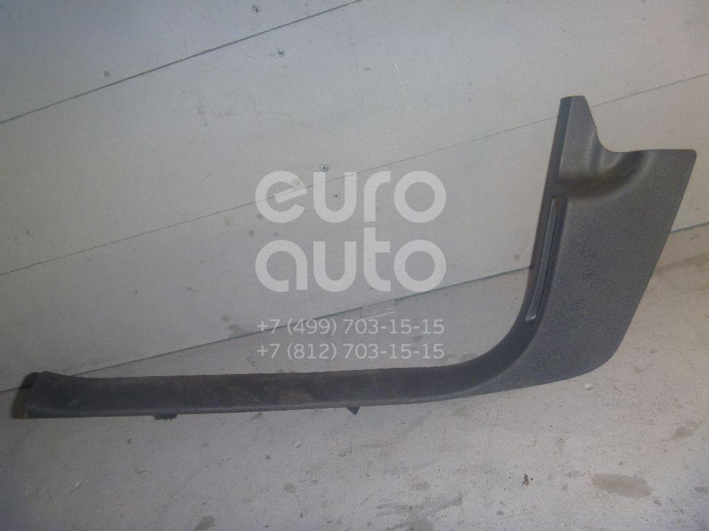 Накладка порога (внутренняя) для Peugeot 308 2007-2015 - Фото №1