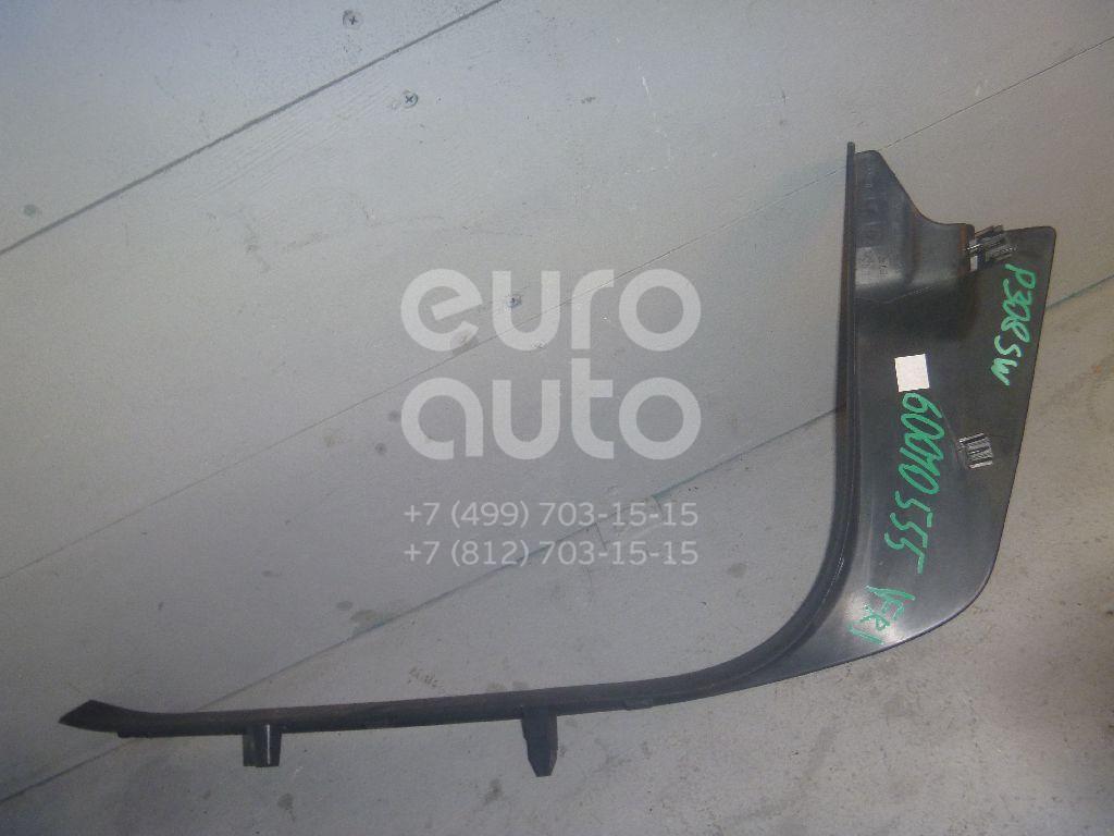 Накладка порога (внутренняя) для Peugeot 308 I 2007-2015;408 2012> - Фото №1