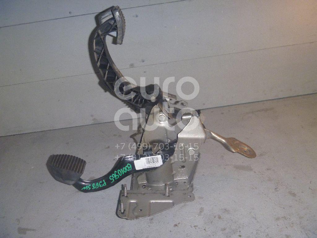 Блок педалей для Peugeot 308 I 2007-2015;307 2001-2008 - Фото №1