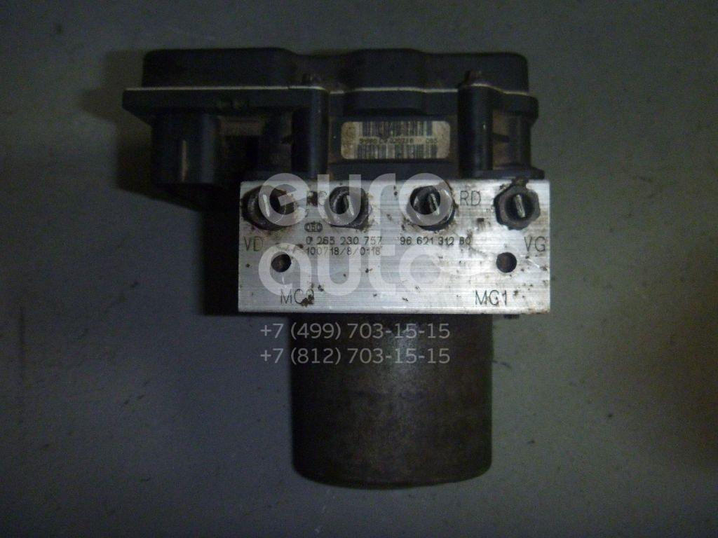 Блок ABS (насос) для Citroen C5 2008> - Фото №1