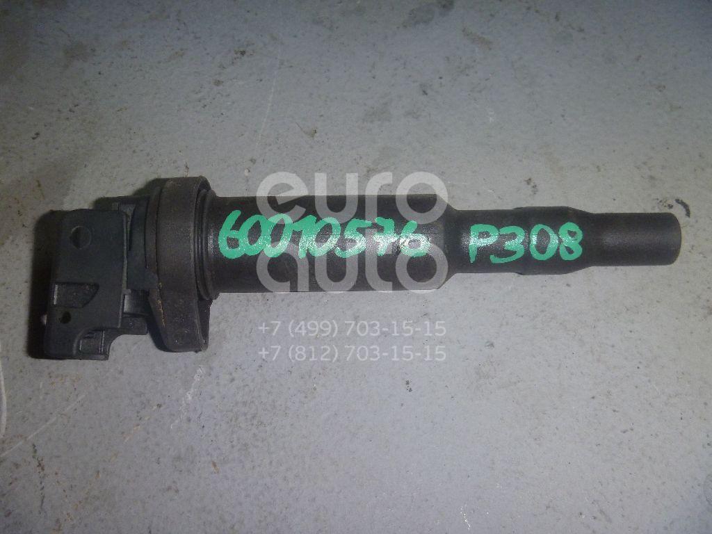 Катушка зажигания для Peugeot,Citroen,BMW 308 I 2007-2015;C4 2005-2011;X5 E53 2000-2007;7-серия E65/E66 2001-2008;X3 E83 2004-2010;1-серия E87/E81 2004-2011;3-серия E90/E91 2005-2012;207 2006-2013;5-серия E60/E61 2003-2009;6-серия E63 2004-2009 - Фото №1