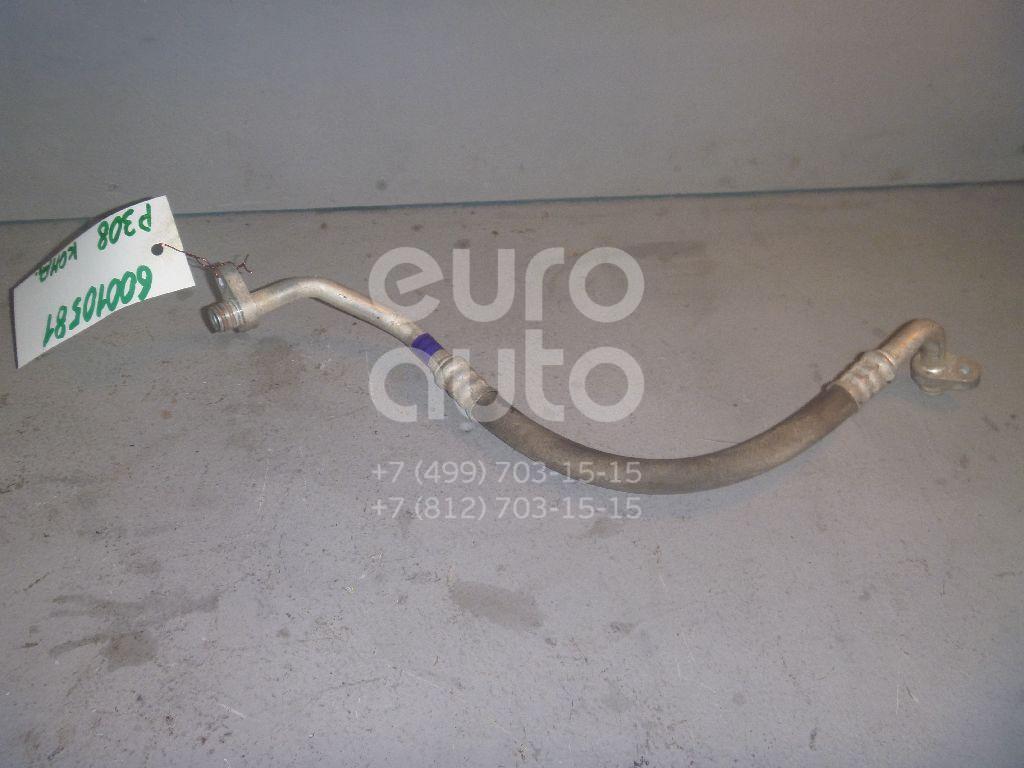 Трубка кондиционера для Peugeot,Citroen 308 2007-2015;C4 2005-2011;307 2001-2007 - Фото №1