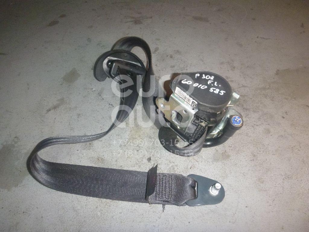 Ремень безопасности с пиропатроном для Peugeot 308 2007> - Фото №1