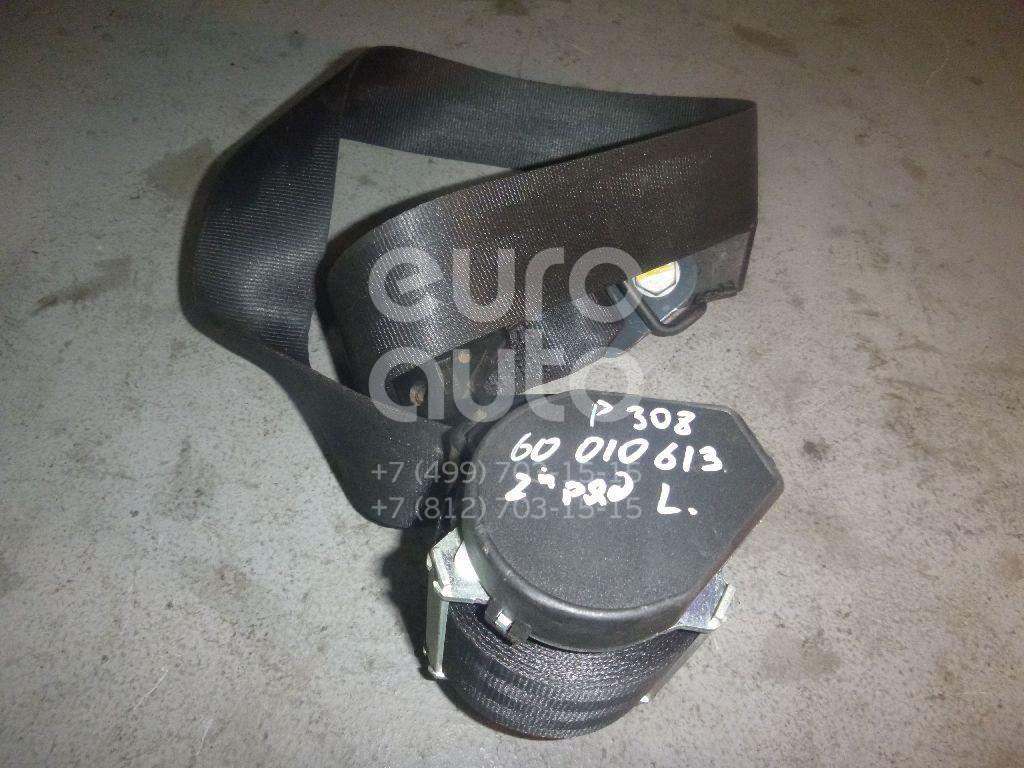 Ремень безопасности для Peugeot 308 2007> - Фото №1